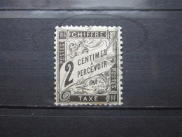 VEND TIMBRE TAXE DE FRANCE N° 11 , NEUF AVEC CHARNIERE !!! - 1859-1955 Mint/hinged