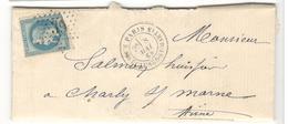 18766 - R. DES ECLUSES ST MARTIN - Storia Postale