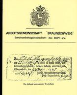 ArGe Braunschweig Rundbrief Nr. 13 - Braunschweig