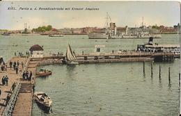 7-PARTIE A.D. REVENTIONUBRUCHE MIT KREUZER AMAZONE - Kiel