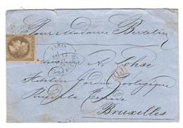 18783 - 7 Jours Avant Les Ballons Montés - Poststempel (Briefe)