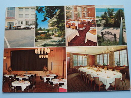 Hotel ERLIBACHERHOF Restaurant Zürich-Erlenbach ( Inh. W. Hodel ) Anno 19?? ( Zie/voir Photo ) ! - ZH Zurich