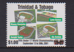 Trinidad & Tobago (2019)  - Set - Overprint  /  Soccer - Futbol - Calcio - Football - FIFA World Cup Under 17 - Autres