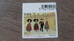 Série Artistique - Hansi 'Jean-Jacques Waltz) - Autoadhésif N° 370 - Année 2009 - Neuf** - Adhesive Stamps