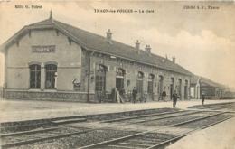 THAON LES VOSGES LA GARE - Thaon Les Vosges