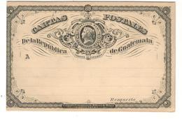 18794 - Entier - Guatemala