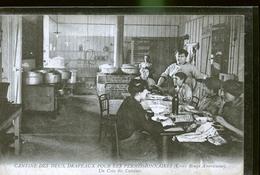 CANTINE AMERICAINE                JLM - War 1914-18