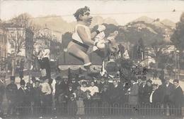 Menton FRANCE  Postcard - Nice