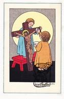 DP Jeannine Derie / Secember ° Deerlijk 1942 † 1946 - Devotion Images