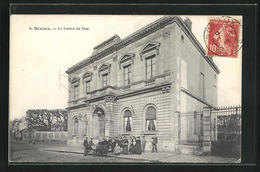 CPA Sceaux, La Justice De Paix - Sceaux