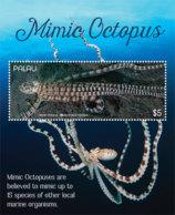 Palau Fauna 2019 Mimic Octopus  I201901 - Palau