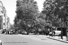 Paris IX (75)- Métro- Station Blanche (Edition à Tirage Limité) - Métro