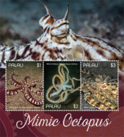 Palau 2019 Fauna Mimic Octopus  I201901 - Palau