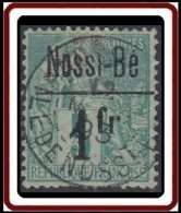 Nossi-Bé - N° 22 (YT) N° 22 (AM) Oblitéré. Défectueux. - Used Stamps