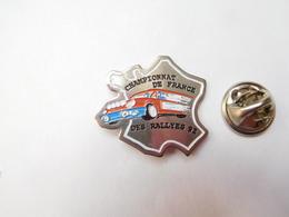 Beau Pin's , Auto Rallye , Championnat De France Des Rallyes 92 - Rallye