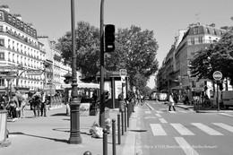 Paris XIII (75)- Métro- Boulevard De Rochechouart (Edition à Tirage Limité) - Métro