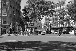 Paris XII (75)- Métro- Boulevard De Courcelles (Edition à Tirage Limité) - Métro