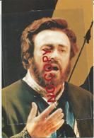 Modena, 1996, Luciano Pavarotti Nei Lombardi Alla Prima Crociata Di Giuseppe Verdi. - Cantanti E Musicisti