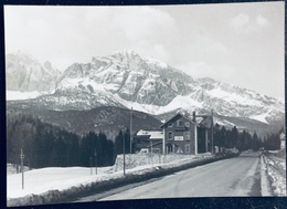 STRADA ALEMAGNA CASA CANTONIERA / Cortina D'Ampezzo / Belluno - Luoghi