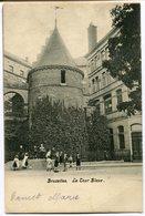 CPA - Carte Postale - Belgique - Bruxelles - La Tour Bleue  - 1903 (B9024) - Monuments, édifices