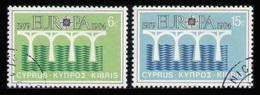 CYPRUS 1984 - Set Used - Chypre (République)