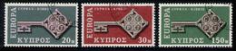 CYPRUS 1968 - Set Used - Chypre (République)