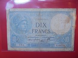 FRANCE 10 FRANCS 1939 CIRCULER (B.4) - 1871-1952 Antichi Franchi Circolanti Nel XX Secolo