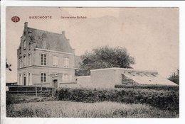 Cpa Bixschoote Gemeente Schooi - Langemark-Poelkapelle