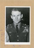 Photo Originale Le Général  JAMES M. GAVIN  Responsable Des Missiles De L'armée Américaine En 1958 - Guerre, Militaire