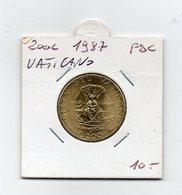 Vaticano - 1987 - 200 Lire - Giovanni Paolo II° - FDC - (MW2491) - Vaticano