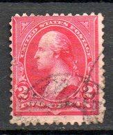 USA. N°71 Oblitéré De 1890-93. G. Washington. - George Washington