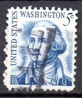 USA. N°796 Oblitéré De 1965-66. G. Washington. - George Washington
