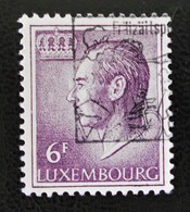 GRAND-DUC JEAN 1965/66 - OBLITERE - YT 667 - Luxembourg