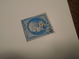 DROME  - (BOURG DU PEAGE)   -   IND/ 4 -   PC   471   -  TP N°14 - Storia Postale (Francobolli Sciolti)