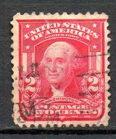 USA. N°158 Oblitéré De 1903-07. G. Washington. - George Washington