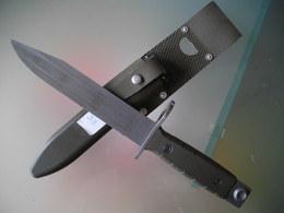 Baïonnette Couteau De Combat Wehnerr 90 - Armes Blanches