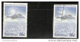 AAT - 1986 Antaectic Treaty Anniversary MNH** & Used SG 78  Sc L75 - Australian Antarctic Territory (AAT)
