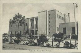 410Ch  Italie Sabaudia Scuola Milizia Portuaria - Non Classificati