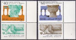 ISRAEL 1988 Mi-Nr. 1111/12 ** MNH - Israel