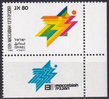 ISRAEL 1989 Mi-Nr. 1126 ** MNH - Israel