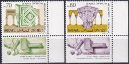 ISRAEL 1989 Mi-Nr. 1127/28 ** MNH - Israel