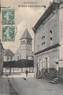 ¤¤   -   IS-sur-TILLE   -  Rue Docteur Brûlé Et L'Hôtel De Ville      -  ¤¤ - Is Sur Tille