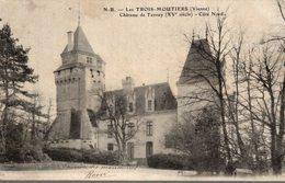 LES TROIS MOUTIERS - CHATEAU DE TERNAY - COTE NORD - Les Trois Moutiers