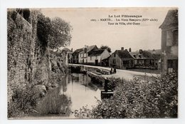 - CPA MARTEL (46) - Les Vieux Remparts - Tour De Ville, Côté Ouest - Photo Paita 1003 - - Autres Communes