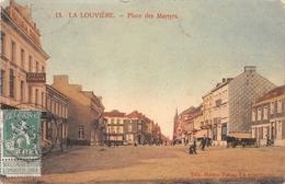 13 Place Des Martyrs La Louvière - La Louvière