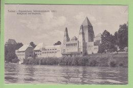 TORINO : Esposizione Internazionale 1911, Padiglione Dell'Ungheria. TBE. 2 Scans. Edition Brunner - Exhibitions