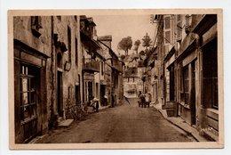 - CPA MUR-DE-BARREZ (12) - Rue De La Parro (Route D'Aurillac) - Editions Les Arts Graphiques - - France