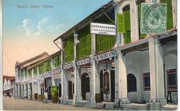 Malaisie. Penang. Church Street* - Malaysia