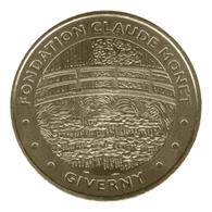 Monnaie De Paris , 2016 , Giverny , Fondation Claude Monet , Pont Japonais - Autres