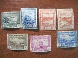 North Yemen 1951 Airmail Landscapes MNH - Yemen